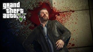 MICHAEL VERMOORDEN!! - GTA V Storymode Einde