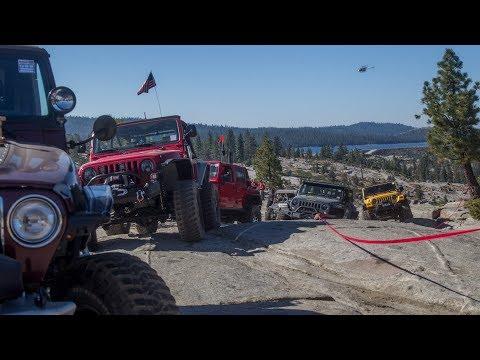 2017 Rubicon Trail Jeep Jamboree