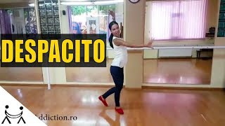 Despasito Easy Dance Choreography for Kids with Adina - Dance Addiction