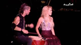 Shakira - Aatini Nay & Nothing Else Matters | Despedida / Live in Morocco 2011