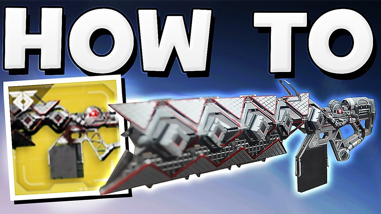 Destiny 2 - HOW TO GET SLEEPER SIMULANT FULL GUIDE !
