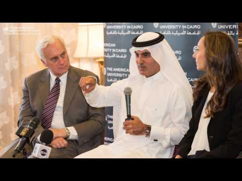 His Excellency Abdul Aziz Al Ghurair Shares Journey of Philanthropy