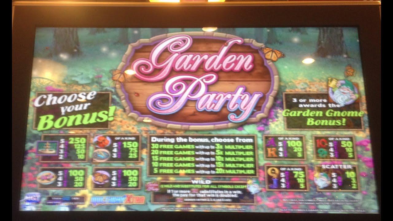 Garden Party Slots