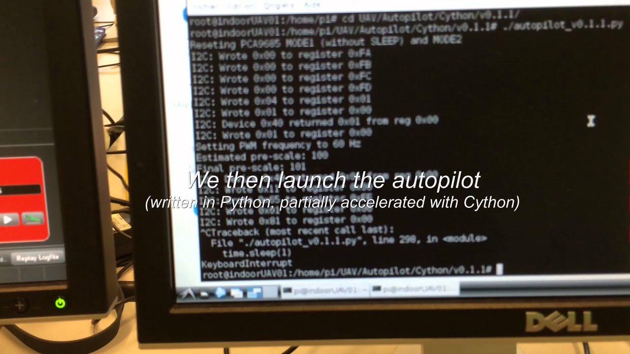Raspberry Pi communicating with QGroundControl via MAVLink