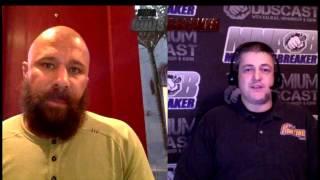 UFC Fight Night 69 Breakdown Show w/ Frank Trigg and Nick Kalikas