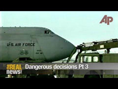 Dangerous decisions in Afghanistan Pt. 3