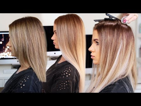 HOW TO APPLY TAPE IN HAIR EXTENSIONS | Step By Step Tutorial