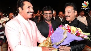 Mammootty applauds Kamal Haasans latest international achievement