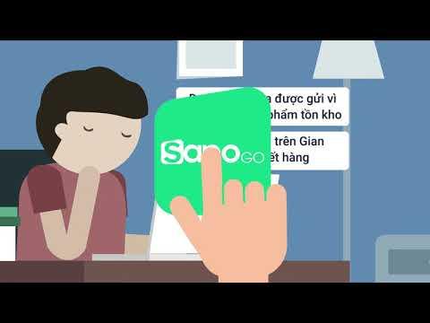Sapo Go cập nhật tính năng kết nối với sàn Sendo