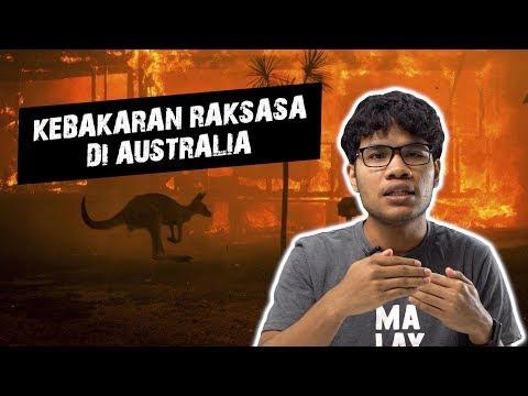 Kebakaran Raksasa Di Australia
