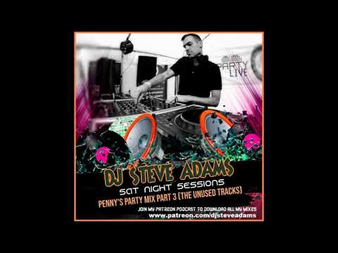 Sat Night Sessions – Penny's Party Mix Part 3 (The Unused Tracks)