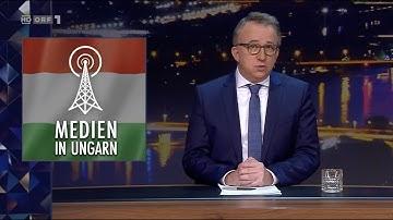 Medien in Ungarn | Gute Nacht Österreich mit Peter Klien