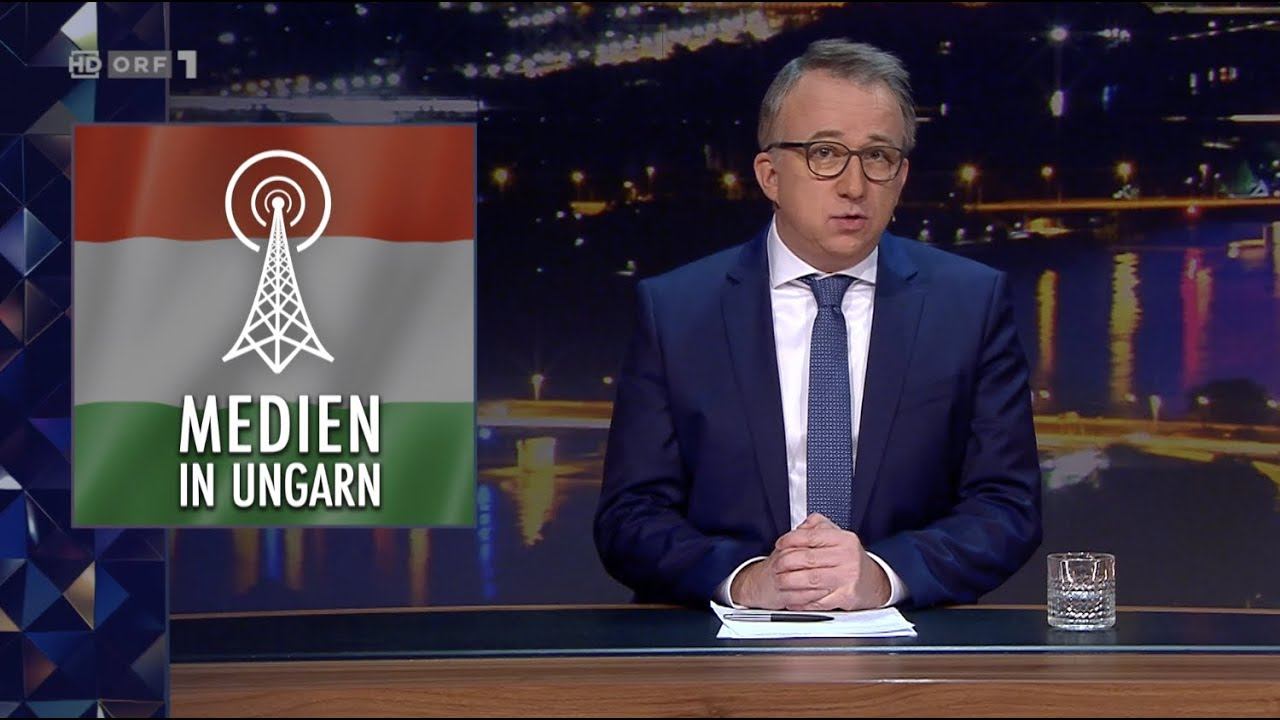 """Peter Klien lässt es in Ungarn scheppern: """"TV-Geschichte ..."""