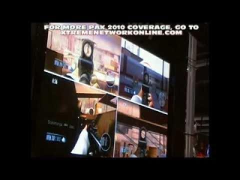 PAX 2010- Goldeneye 007 (Wii) Interview