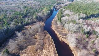 West Branch St. Mary's River - Guysborough County NS