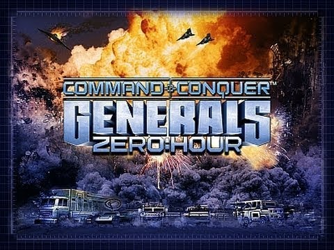 Image result for command and conquer generals zero hour trainer