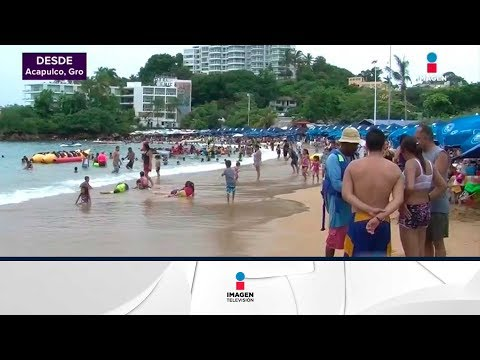 Ocupación hotelera en Acapulco | Noticias con Yuriria Sierra