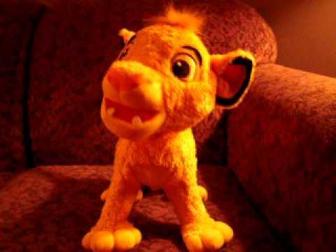MY SINGIN' SIMBA LION KING