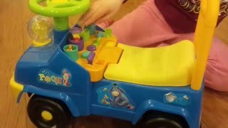Winnie-the-Pooh activity car for sale on Kijiji