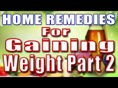 Amazing Home Remedies For Gaining Weight Part 2 II वज़न बढ़ाने के अद्भुत घरेलु नुस्खे - भाग -2 II