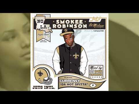 Curren$y ● 2010 ● Smokee Robinson (FULL MIXTAPE)