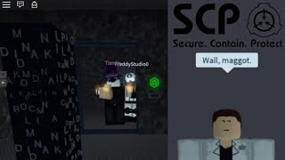 ScD doesn't know SCP effects & DEA terminates CD at a test | SCP-1139 | Roblox Nisorios' SCPF