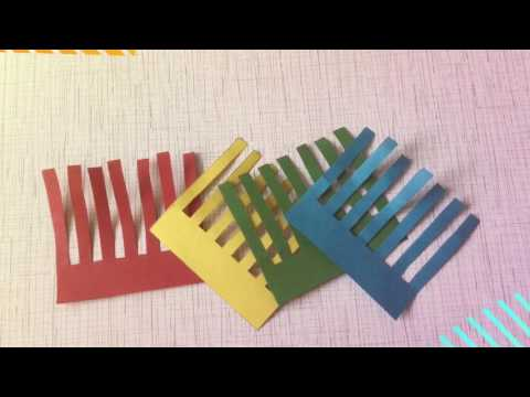 DIY: пособия для развития воздушной струи