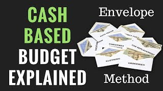 Envelope System (Cash Only Budget) Explained | How to Make A Budget