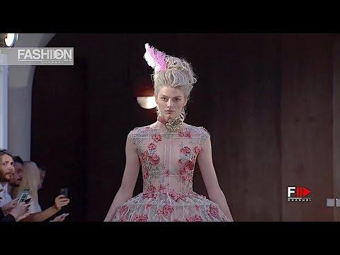 TATIANA V. LYALINA Arab Fashion Week Resort 2019 Dubai - Fashion Channel