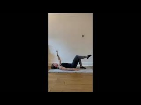 35-minute Shoulder Release & Full body Pilates Workout