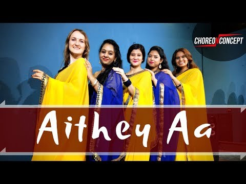 Aithey Aa | Vishnu Swarup Choreography | Choreo N Concept Dance Studio | Gurgaon Sector 45