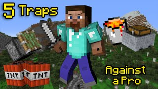 5 Best Traps Against a Pro in Minecraft