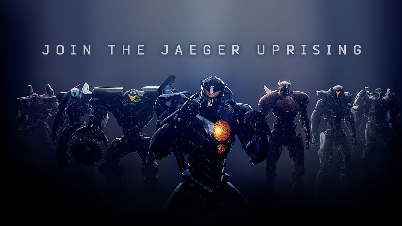 join the jaeger uprising youtube