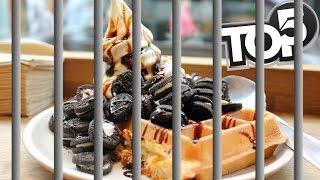 TOP 5 - Najdivnejších posledných jedál na svete