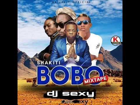DJ SEXY SHAKITI BOBO MIX 2015