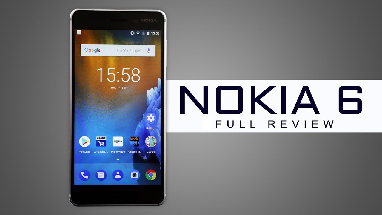 Nokia 6 Arte Black Video Nokia 6 Full Review Average Display Quality And Battery Life Not For Gaming