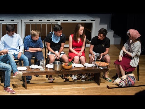 2017 Summer Session 1 | TSP Drama Performances