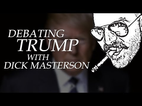 Heated Debate with Dick Masterson