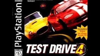 RageStream | Test Drive 4 Gameplay 1. (PSX)