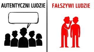 12 sygnałów, że masz do czynienia z fałszywą osobą