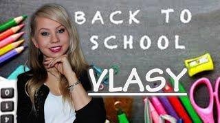 Back To School: Vlasy/Účesy│Kate Wednesday