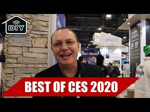 Best CES 2020 DIY Smart Home Tech