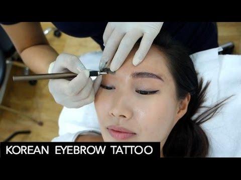 Korean Eyebrow Tattoo Experience   Jenn Rogers