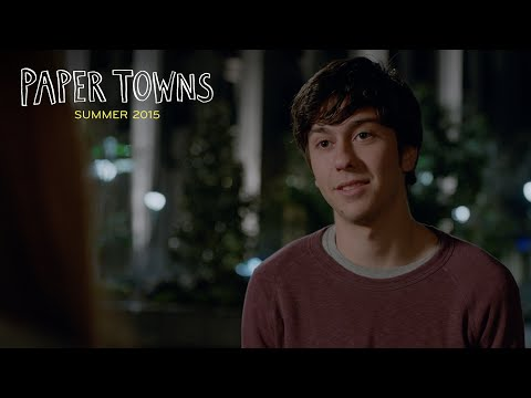 Paper Towns Movie Paper Towns Movie Quot...