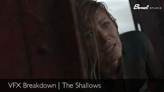 VFX Breakdown The Shallows