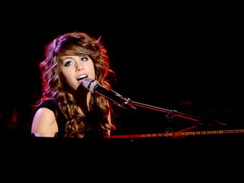 """Angie Miller """"Never Gone"""" - American Idol 2013"""