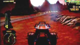 Red Faction Guerrilla Badlands Transporter Pro 3:35 Alt Route