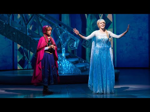 For the First Time in Forever Reprise: Frozen Live at the Hyperion (4K)