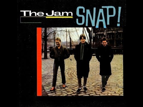 The Jam - Snap! (full double album)