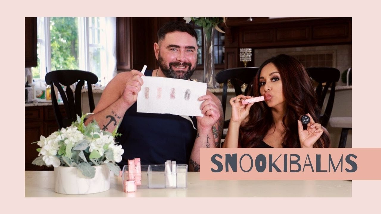 MY NEW SNOOKI BALMS | SWATCHES AND TRY ON